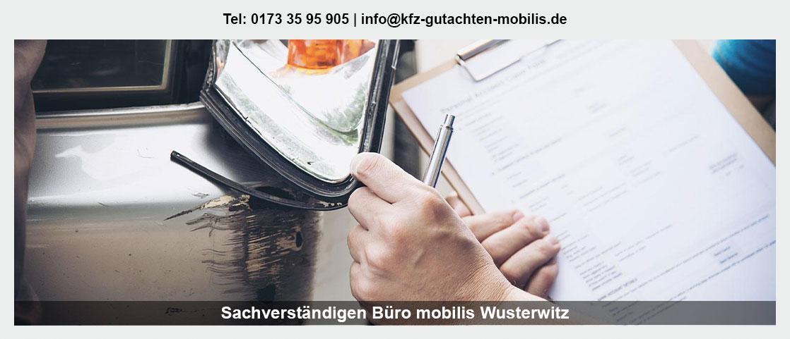 Kfz Gutachter bei Ketzin (Havel) - Sachverständigenbüro mobilis: KFZ Wertgutachten, KFZ Sachverständiger, KFZ Restwertermittlung