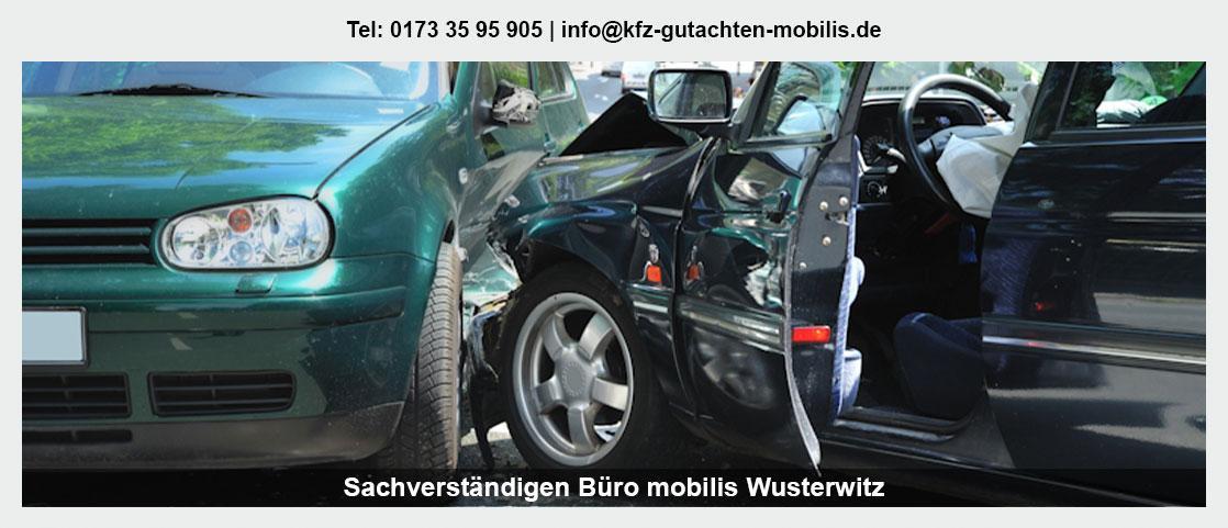 Kfz Gutachter  Ziesar - Sachverständigenbüro mobilis: KFZ Wertgutachten, KFZ Unfallgutachter, KFZ Restwertermittlung